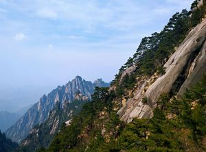 Huangshan scenic area -01